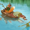 2014 Illustration River Critters
